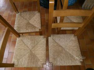 Credenza Rustica Per Taverna : Credenza tavolo e sedie legno massiccio posot class