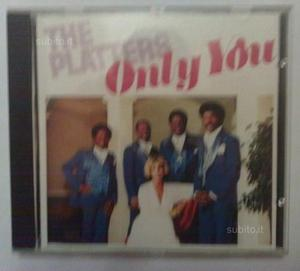 CD The Platters,Only You. Babylon F-.Album 1