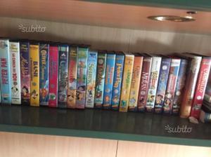 Cassette VHS Walt Disney