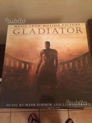 LP Colonna Sonora Il Gladiatore