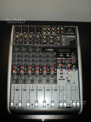 Mixer Behringer QXUSB