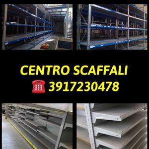 Scaffalature In Ferro Usate.Scaffali Alluminio Teflon Usati Posot Class