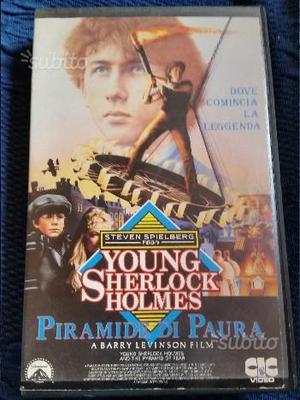 Video cassetta young Sherlock Holmes