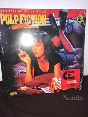 Vinile: pulp fiction soundtrack