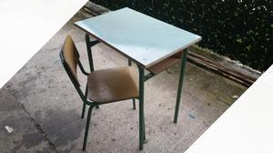 banco scuola bambini chicco sedia nuovo posot class