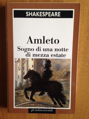 Shakespeare - Amleto + Sogno di una Notte di Mezza Estate