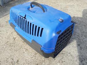 Trasportino per animali (gatto o cane)