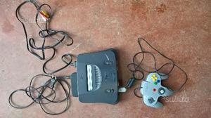 Console Nintendo 64 usata