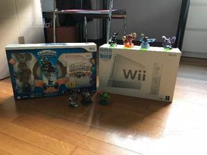 Consolle Wii con personaggi Skylanders