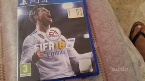 Fifa  per PS4 pari al nuovo