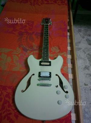 Ibanez as73 artcore semi hollow pickups gibson