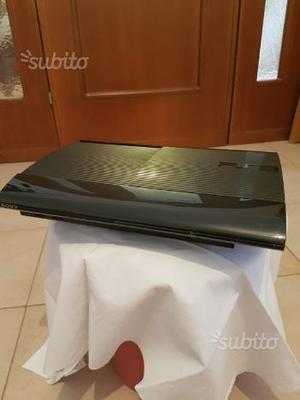 PS3 Super Slim 500 GB NUOVA