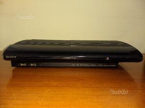 Ps3 Slim + 1 Joystick + 4 giochi