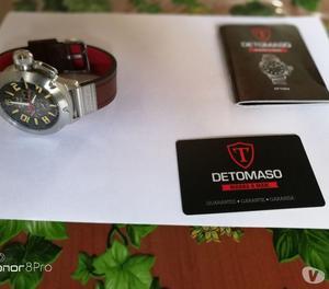 Vendo orologio De Tomaso.