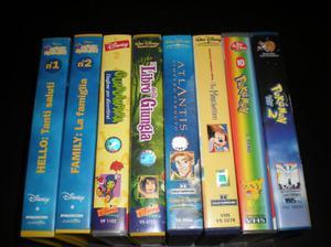 8 Video cassette Walt Disney
