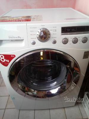 Lavatrice 8 kg LG non funzionante