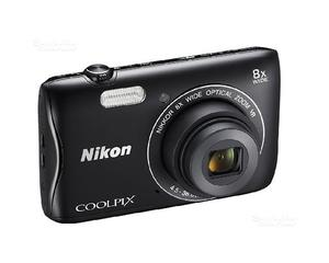 Nikon Coolpix S Fotocamera Digitale Compatta