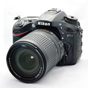Nikon D kit vr Nital Usato poco