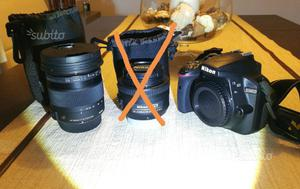 Nikon d Nital + Sigma mm 2,8-4