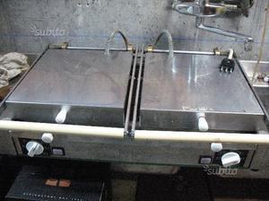 Piastra di cottura elettrica in vetroceramica- pi