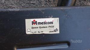 Porta tv meliconi milano posot class - Carrello porta tv meliconi ...