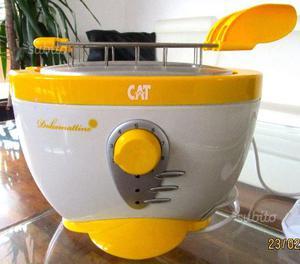 Tostapane dolcemattino della cat, nuovo