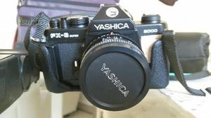 Yashica fx-3 super