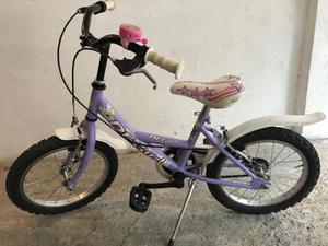 bicicletta per bambina dai 3 anni in poi
