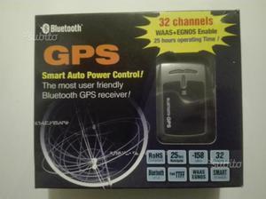 Antenna GPS Bluetooth 32 canali per navigatori