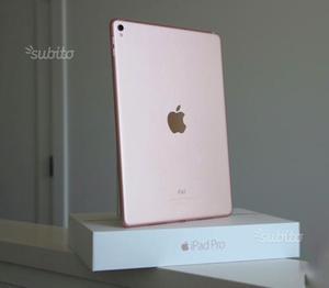 Apple iPad Pro gb Wi-Fi Rose Gold