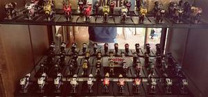 Collezione moto Valentino Rossi