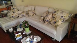 Artu divano ad angolo in vera pelle posot class for Divano ad angolo usato