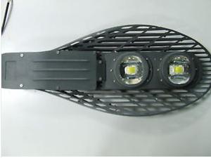 FARO ARMATURA STRADALE TECNOLOGIA A DOPPIO LED DA 50 WATT
