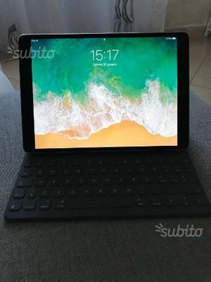 IPAD PRO Wi FI 10.5 con smart keyboard apple