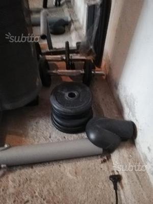 Home gym domyos pari al nuovo