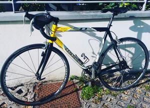 Vendo bici da corsa Basso