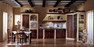 Cucina patriarca posot class - Ante per cucina in muratura ...