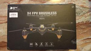 Drone Hubsan X4 H501S Advanced Version BIANCO/ORO