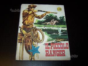Fumetto Il Piccolo Ranger n° 1 Araldo  L.200