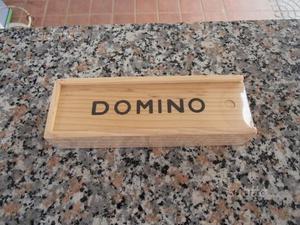 Gioco Da Tavolo Società Domino Con Scatola In Legn