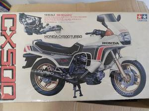 Honda 500CX Turbo 1/6 Tamiya