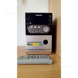 Impianto Stereo Samsung BASS REFLEX, Power Sound