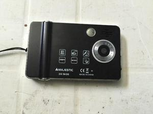 Lettore MP3 Fotocamera Majestic DS36