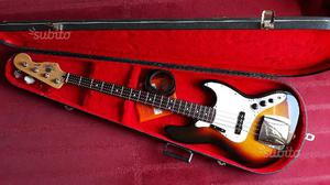 Fender Jazz Bass basso elettrico