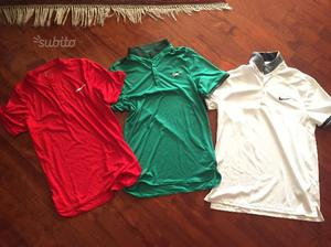 Polo da tennis Nike court dri-fit uomo tg. S