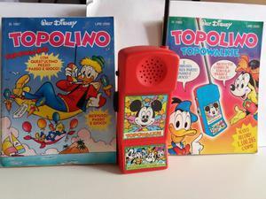 TOPOLINO + Topowalkie -