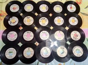 Lotto di 60 dischi 45 giri jukebox vedi foto