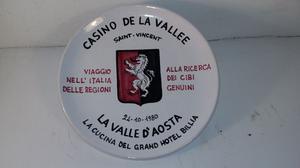 V311 riuso piatto Casino' della Vallee, La Valle D'Aosta,