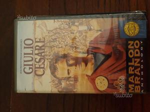 VHS Giulio Cesare - Marlon Brando