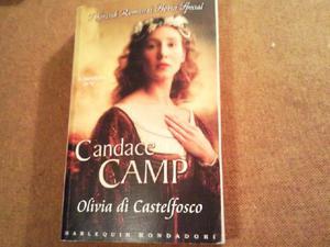 libro olivia di castelfosco romanzo storico di Candace Camp